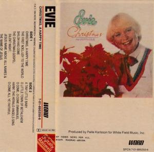 Evie Christmas songs English Album ( western music) www.mossymart.com 1