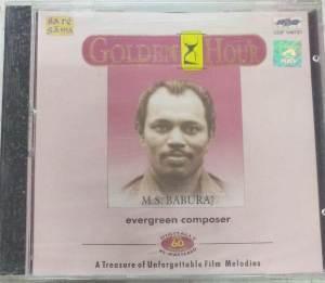 Golden Hour Sathyan M S Baburaj Malayalam film hits Audio CD www.mossymart.com 1