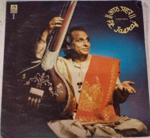 Hindi Classical LP Vinyl Record by Pt. Jasraj www.mossymart.com 2