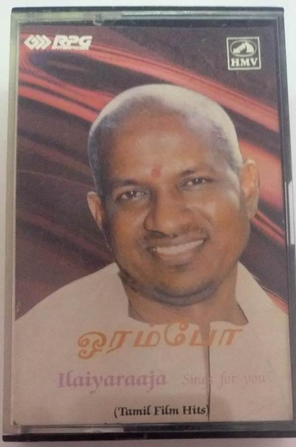 Hits from Tamil film Audio Cassette by Ilayaraaja www.mossymart.com 3