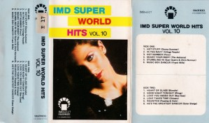 IMD Super World Hits English album Audio Cassette www.mossymart.com 1