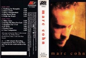 March Cohn English Album ( western music) Audio Cassette www.mossymart.com 1