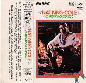 Nat King Cole Christmas songs English Album ( western music) www.mossymart.com 1