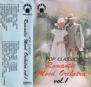 Pop Music Romantic mood Orchestra English Album ( western music) www.mossymart.com 1