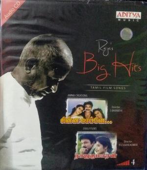 Raja's Big Hits Tamil Audio CD www.mossymart.com 1