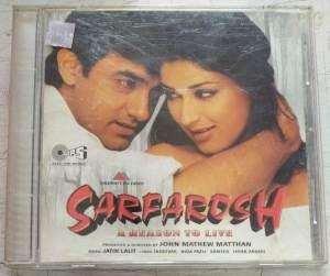 Sarfarosh Hindi Film Audio CD by Jatin Lalit www.mossymart.com 1