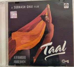 Taal Hindi FIlm Audio CD by AR Rahman www.mossymart.com 1