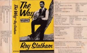 The Way -Roy statham English album Audio Cassette www.mossymart.com 1