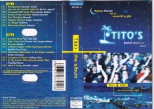 Titos English album Audio Cassette www.mossymart.com 1