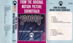 Xanadu English album Audio Cassette www.mossymart.com 1