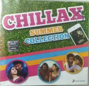 Chillax summer Collection Tamil Film Hits Audio CD www.mossymart.com 1