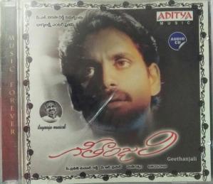 Geethanjali Telugu FIlm Audio CD by Ilayaraaja www.mossymart.com 1