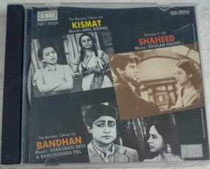 Kismat- Shaheed- Bandhan Hidi Film Audio CD www.mossymart.com 1