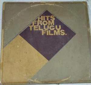 Hits From Telugu Films LP VInyl Record www.mossymart.com 1
