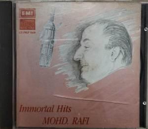 Immortal Hits Mohd. Rafi Hindi Film hits Audio CD www.mossymart.com 1