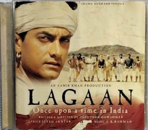 Lagaan Hindi FIlm Audio CD by AR Rahman www.mossymart.com 1