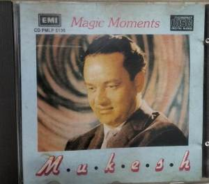 Magi Moments Hindi Film hits Audio CD by Mukesh www.mossymart.com 1