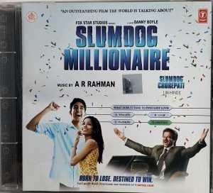 Slumdog Millionaire Film Audio CD by AR Rahman www.mossymart.com 2