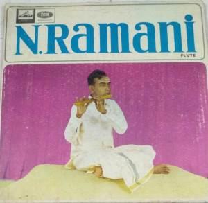 Instrumental Flute LP Vinyl Record by N Ramani www.mossymart.com1