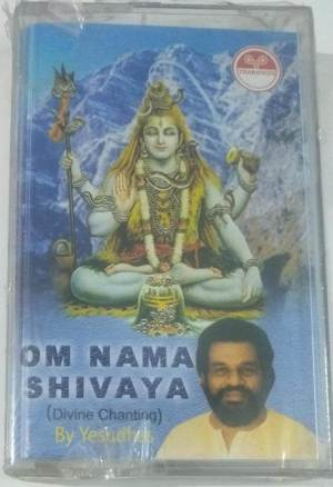 Om Nama Shivaya Tamil devotional Audio Cassette by K J Jesudoss www.mossymart.com1