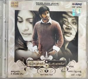 Unnale unnale Tamil Film Audio CD by Harrish Jayaraj www.mossymart.com 1