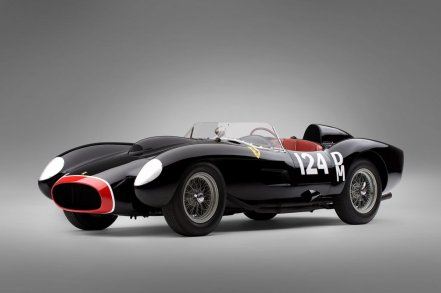 World's Most Expensive Classic Cars - 1957 Ferrari 250 Testa Rossa