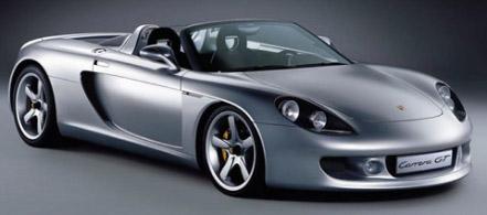 World's Most Expensive Porsche - Porsche Carrera GT