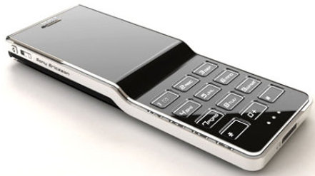 World's Most Expensive Cell Phones - Sony Ericsson Black Diamond