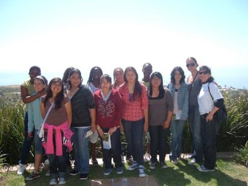 2009 Pepperdine Tour