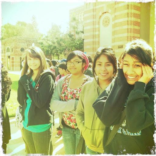 2011 UCLA Tour