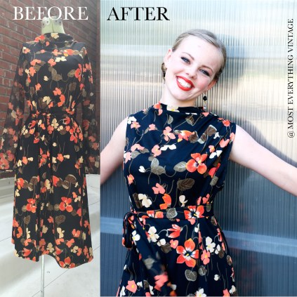 Black Floral - already sold