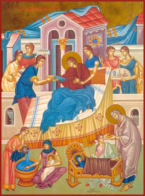 Nativity of the Most Holy Theotokos
