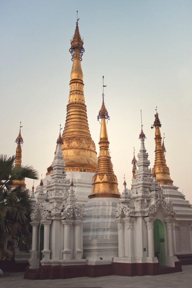 Yangon pagoda, Myanmar (Burma)