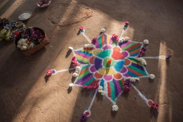 My spiritual journey. Yoga teacher training at Smriti Yoga in Goa, India