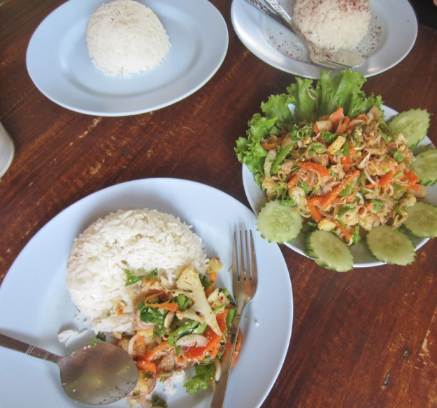 Vegan and vegetarian restaurant guide in Koh Tao, Thailand