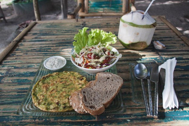 Vegan food guide of Koh Phangan, Thailand. Green Gallery