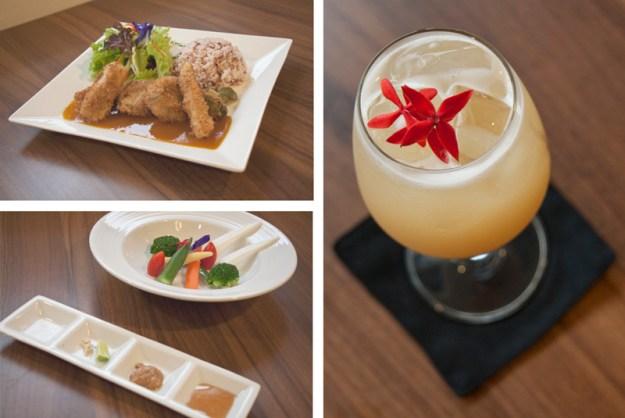 sustaina restaurant, bangkok, thailand