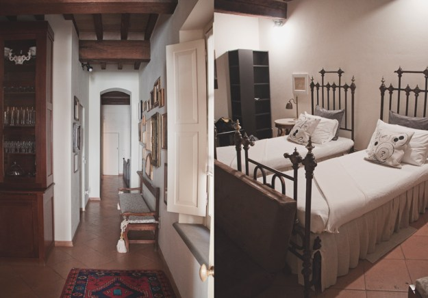 Where to stay in Parma Italy