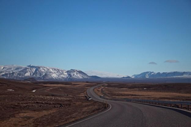 self drive road trip iceland
