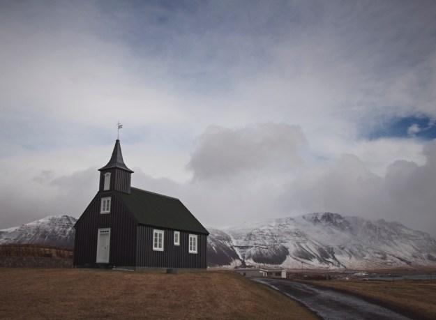 Brautarholtskirkja Church