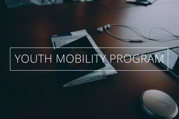 Youth Mobility Visa Canada Germany