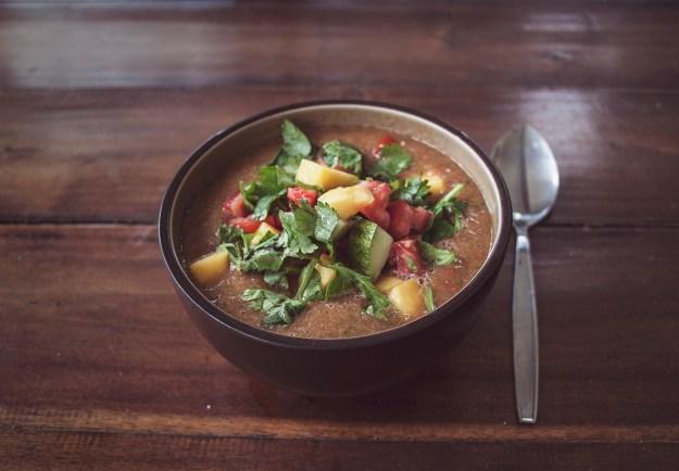vegan gazpacho recipe