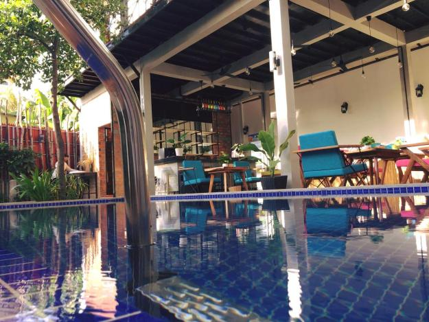 hostels in Siem Reap