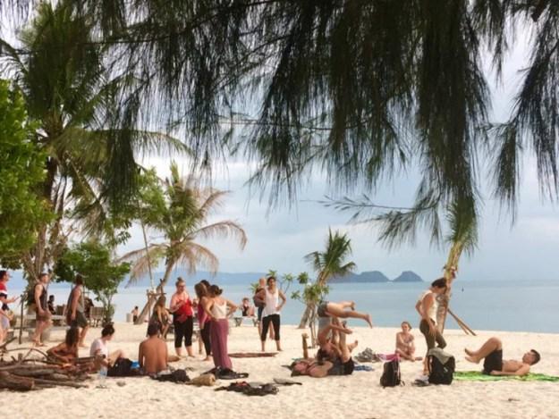 Koh Phangan retreat
