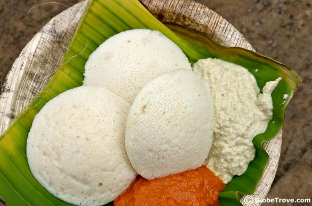 idli - is indian food vegan?