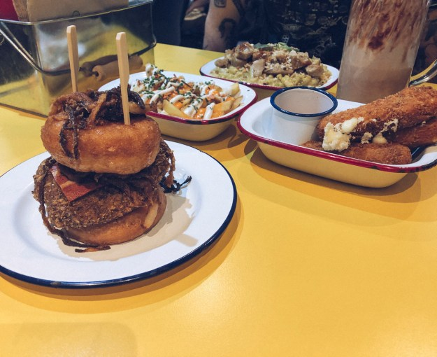 vegan restaurants in manchester