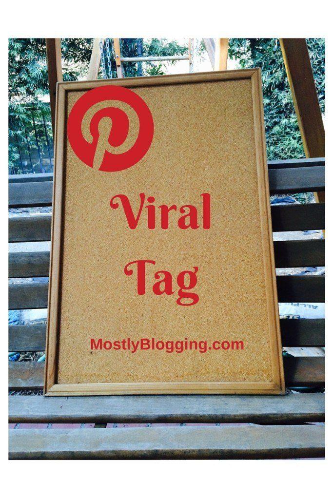 Pinterest Viral Tag