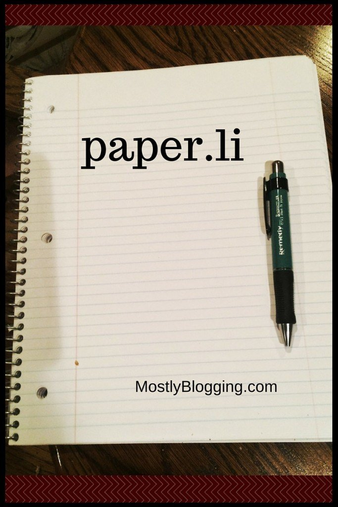 #Bloggers should use Paper.li