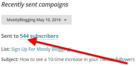 how to get subscribers to my blog