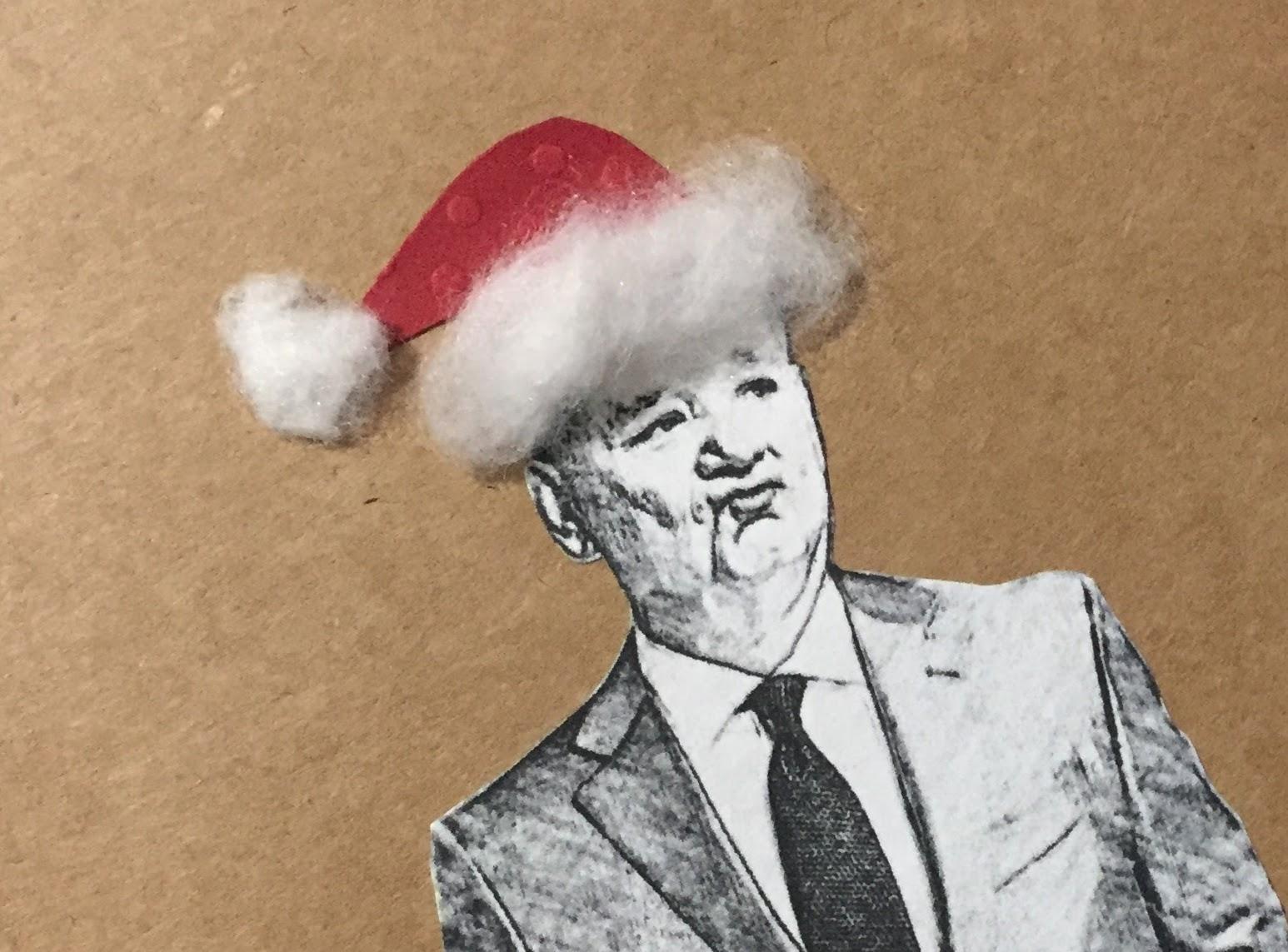 Bill Murray Christmas Cards - MostlyDoingOkay